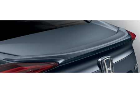 Honda Civic 4 Door Sedan Boot Lid Spoiler